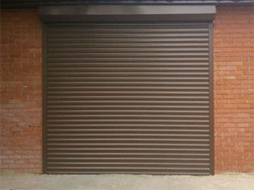 стоимость рольставней в гараж