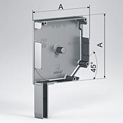 боковая крышка типоразмеры от 125 до 250 мм