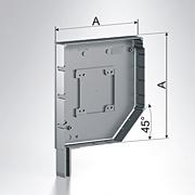 боковая крышка типоразмеры от 250 до 300 мм