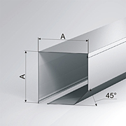 защитный короб 45 типоразмеры 125-300мм